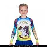 Tatami Whizzer of Oz Grappling Rashguard - Chilldren